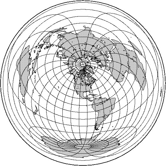 JPG azimuthal                                               equidistant map