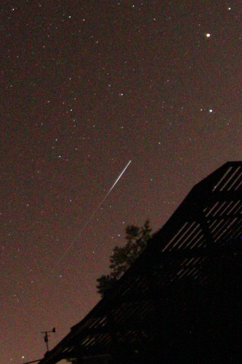 JPG Perseid pic #2 crop