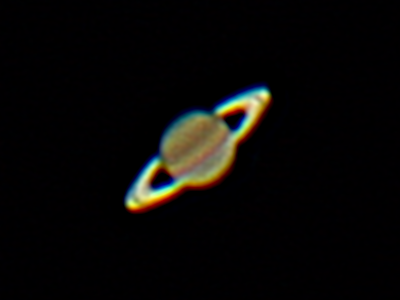 PNG saturn after registax