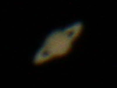 PNG saturn before registax